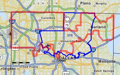 Map Of Texas Senate Districts.State Legislative District Geodemographics Decision Making